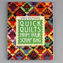 Quick quilts from your scrap bag.
